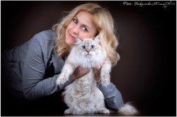 Любава Синеглазый Ангел, скоро 3 года